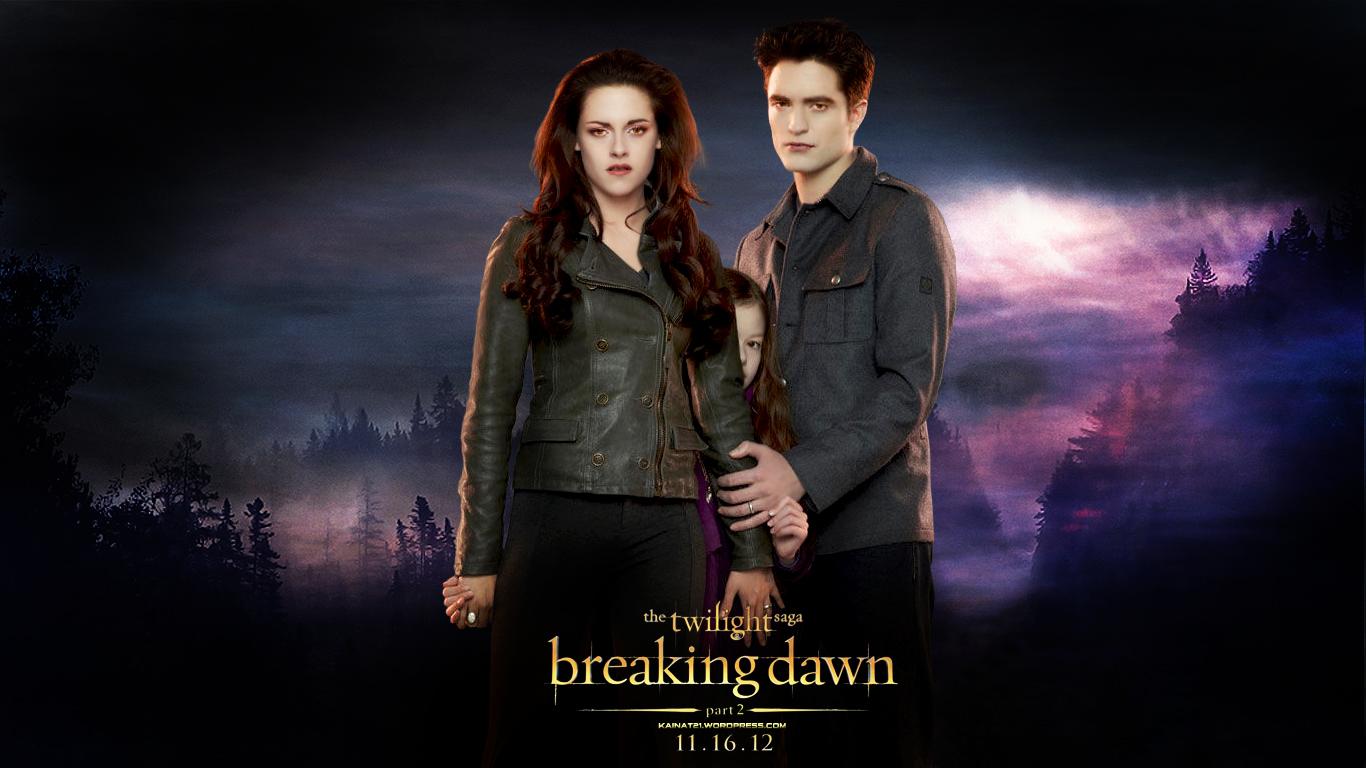 The Twilight Saga Breaking Dawn Part HD Wallpapers